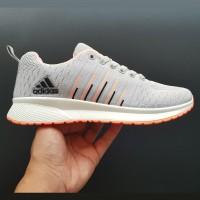Giày Adidas NEO Xám Cam