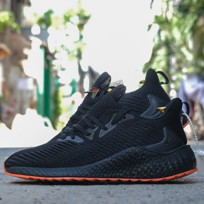 GIÀY ADIDAS ALPHABOOST SYSTEM BLACK ORANGE