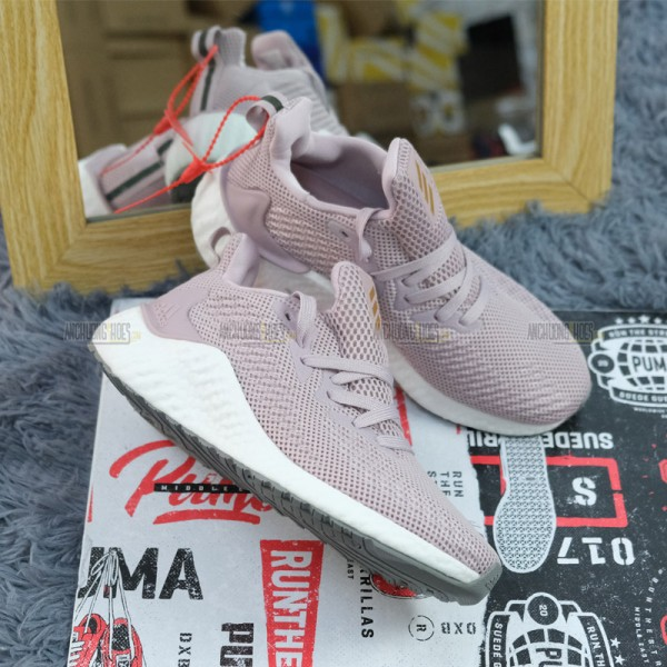 GIÀY ADIDAS ALPHABOOST SYSTEM PINK