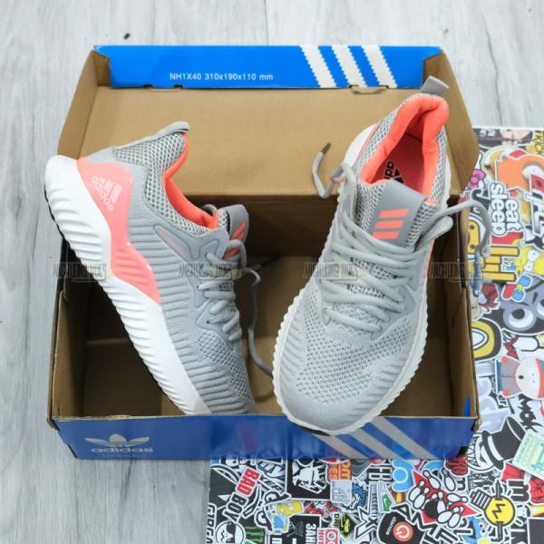 Giày Adidas AlphaBounce Beyond Xám Cam