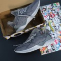 Giày Adidas AlphaBounce Beyond Running Grey