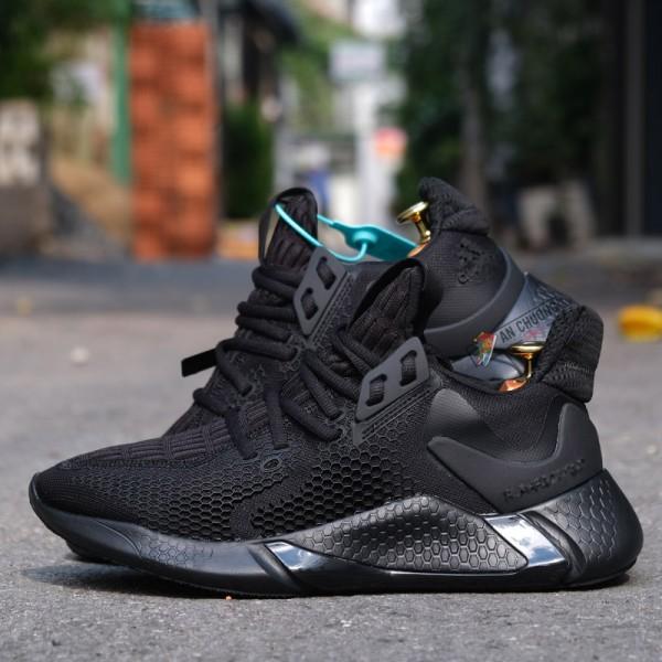 Giày Adidas AlphaBounce Instinct M AllBlack