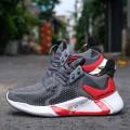 Giày Adidas AlphaBounce Instinct M Xám Đỏ