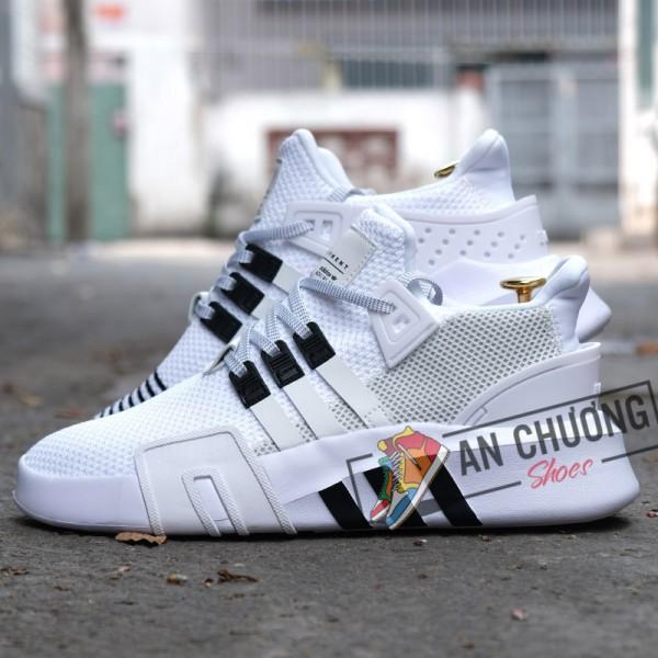 Giày Adidas EQT Bask ADV Trắng Đen