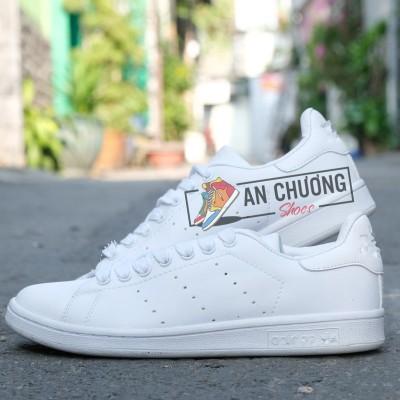 Giày Adidas Stan smith SF AllWhite