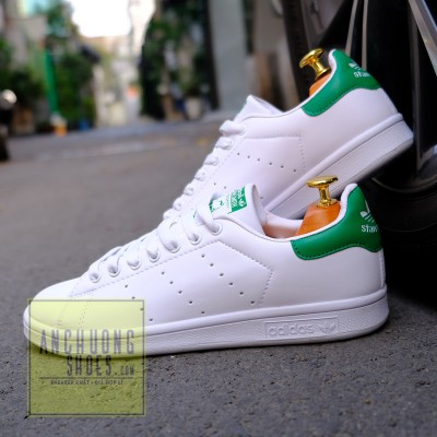 Giày Adidas Stan smith SF Xanh