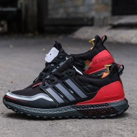Giày Adidas UltraBoost All Terrain Guard Black Grey Red