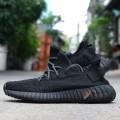Giày Adidas Yeezy Boost 350 V2 Static Black Full Phản Quang