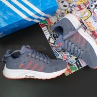 Giày Adidas CloudFoam Xanh Cam