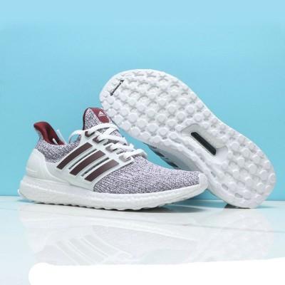 Giày Adidas Ultraboost 4.0 Trắng Đỏ Đô