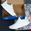Giày Adidas Ultraboost 4.0 Allwhite