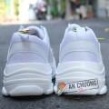 Giày Balenciaga Triple S AllWhite