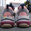 Giày Balenciaga Triple S Rep Hồng Tím