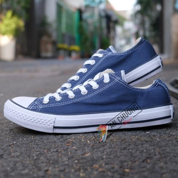 Giày Converse Classic Xanh Navy