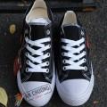 Giày Converse Play Heart Đen Giá Rẻ