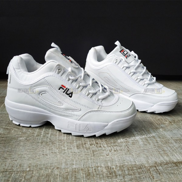 Giày Fila Disruptor II Trắng