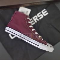 Giày Converse Classic Đỏ Đô Cao