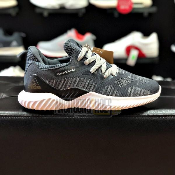 Giày Adidas Alphabounce 2018 Xám