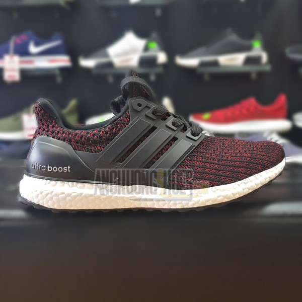 Giày Adidas Ultra boost 3.0 Black Red
