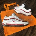 Giày Nike AirMax 97 Trắng Đỏ