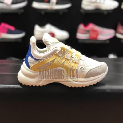 Giày Thể Thao Chunky Vàng