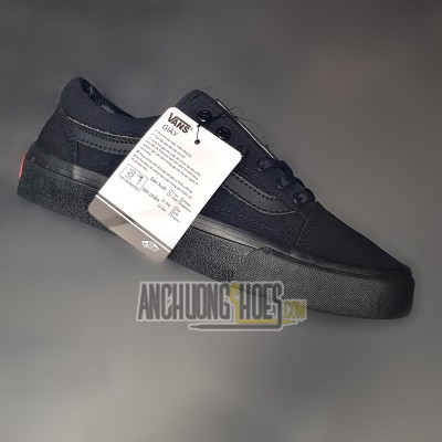 Giày Vans Old Skool All Black