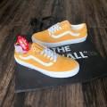 Giày Vans Old Skool Vàng