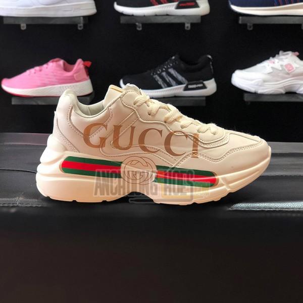 Giày Gucci Rhyton Vàng