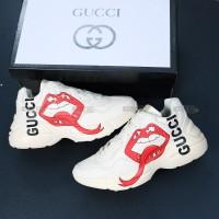 Giày Sneakers Gucci Rhyton Hình Môi