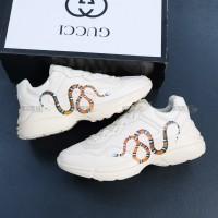 Giày Sneakers Gucci Rhyton Hình Rắn