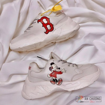 Giày Sneaker MLB Mickey Boston Red Sox