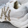 Giày Sneaker MLB NY Vàng