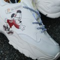 Giày Sneaker MLB Big Ball Chunky Mickey Boston Red Sox