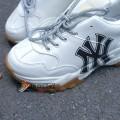 GIÀY SNEAKER MLB NY ĐẾ GUM