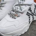 Giày Sneaker MLB Big Ball Chunky Mono LT New York Yankees