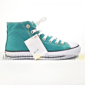 Giày Converse Classic Xanh Ngọc Cao