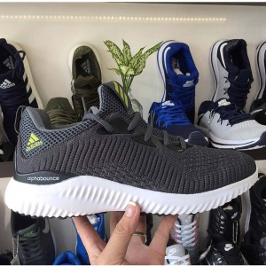 Giày Adidas Alpha Bounce Xám