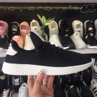 Giày Adidas Tennis HU Đen