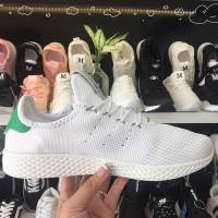 Giày Adidas Tennis HU Trắng
