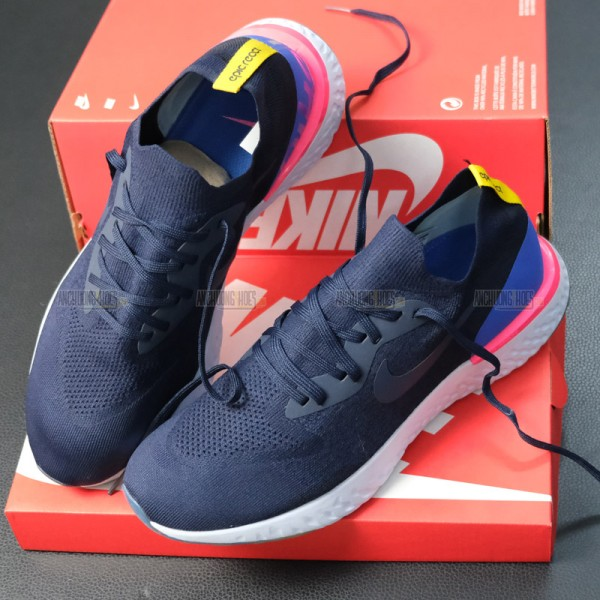 Giày Nike Epic React Flynit Blue