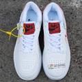 Giày Nike Air Force 1 Shadow Trắng Đỏ
