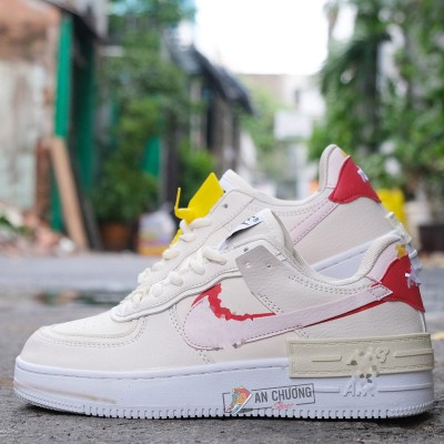 Giày Nike Air Force 1 Shadow Phantom Pink