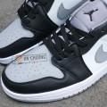 Giày Nike Air Jordan 1 Low Shadow Smoke Grey (Rep)