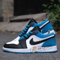 Giày Nike Air Jordan 1 Low Laser Blue (Rep)