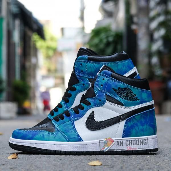 Giày Nike Jordan 1 Retro High Tie Dye