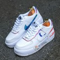 Giày Nike Air Force 1 Shadow Metalilc Swoosh
