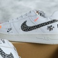 Giày Nike Air Force Low White JUST DO IT
