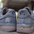 Giày Nike Air Force 1 Reigning Champ Dark Grey Black