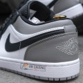 Giày Nike Air Jordan 1 Low Atmosphere Grey