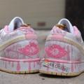 Giày Nike Air Jordan 1 Low GS Strawberry Ice Cream